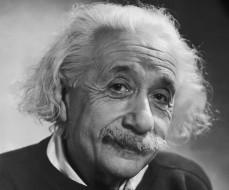 Hay una fuerza motriz más poderosa que el vapor, la electricidad y la energía atómica: la voluntad. - Albert Einstein