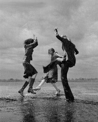 bailar bajo la lluvia 2